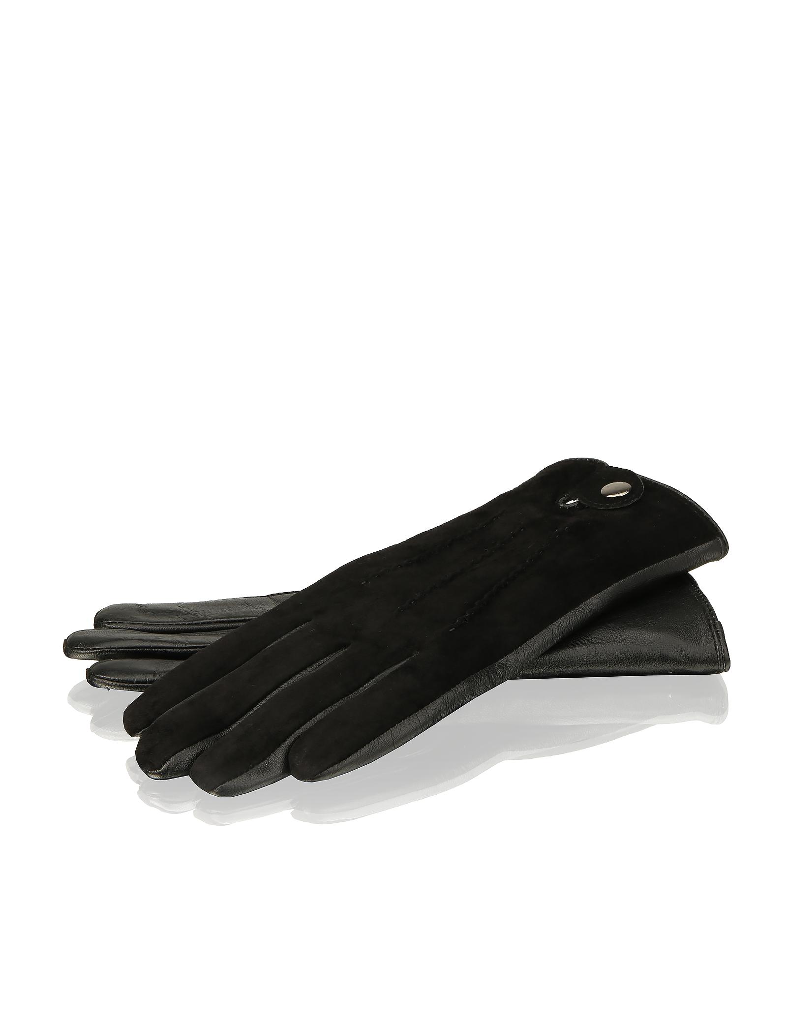 Handschuhe - Lazzarini Handschuh schwarz  - Onlineshop HUMANIC