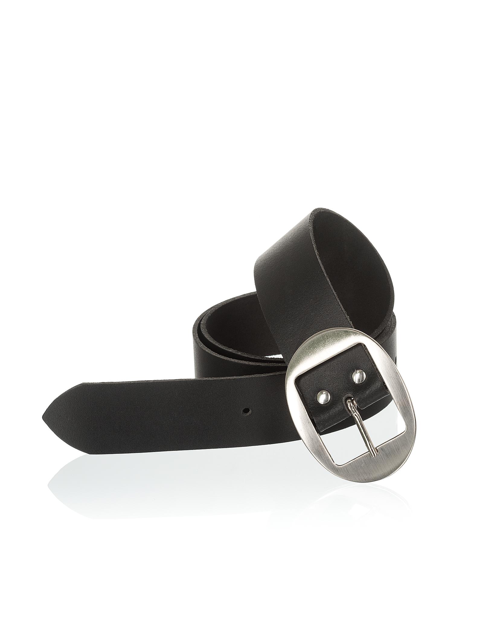 Guertel - Lazzarini Gürtel schwarz – Größe 10.0  - Onlineshop HUMANIC