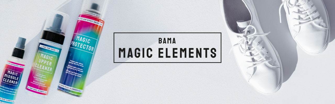 BAMA Magic Elements Pflegemittel für weiße sneaker